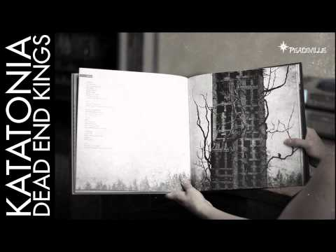 Katatonia - Dead End Kings (deluxe edition trailer with quotes)
