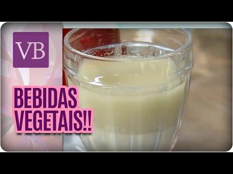 Você Bonita - Bebidas vegetais (02/02/16)