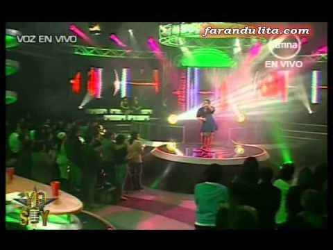 Yo Soy 2da Temporada: Natalia Jimenez por Carla Morales [04-07-2012]