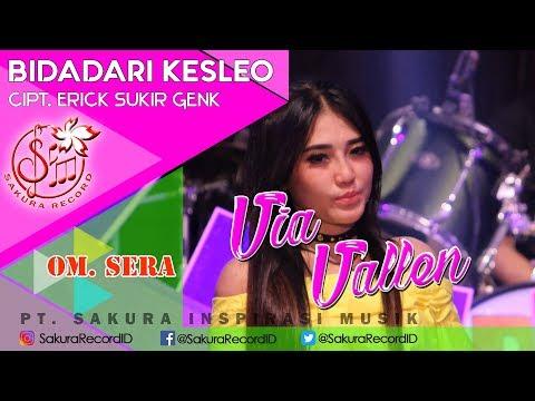 Via Vallen - Bidadari Kesleo - OM.SERA (Official Music Video)