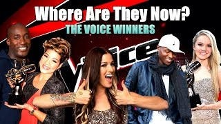 Download Lagu Where Are They Now? - The Voice Winners (Seasons 1-5) Gratis STAFABAND