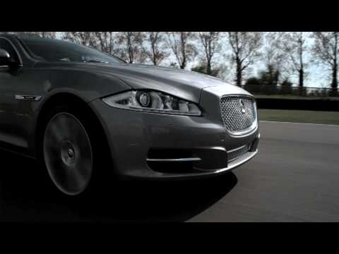 All new 2010 Jaguar XJ special WorldCarFans edit