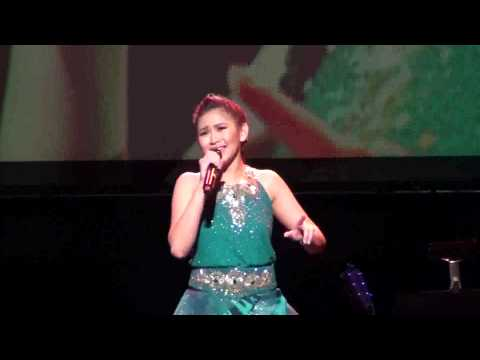 THE CLIMB - SARAH GERONIMO - RECORD BREAKER DALLAS, TX
