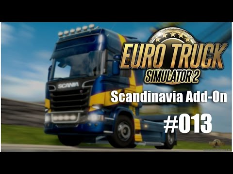 Euro Truck Simulator 2: Scandinavia Add-On #013 - Die letzte Folge?!