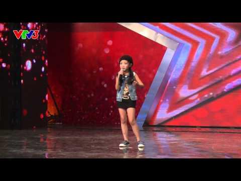 Vietnam's Got Talent 2014 - Wrecking Ball - TẬp 04 - Nguyễn Hải Anh video
