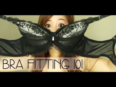 Bra Fitting Guide (ALL Girls Should Watch This)