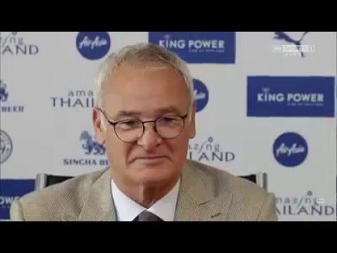 Claudio Ranieri - Top funniest interviews 2016 - Leicester City F.C.