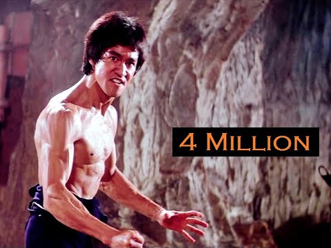 ***bruce Lee's Unnoticed Movements*** video