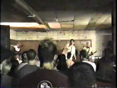 Urethra Franklin and the Ghetto Children @ Fireside Bowl 10-29-99