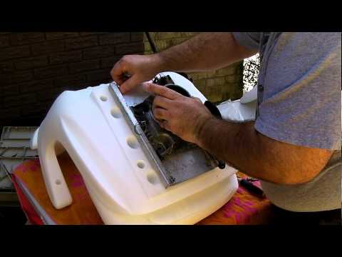 How To: Installing Tempress High / Low Back Helm Boat Seats