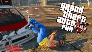 GTA 5 Online Fun - PC and Xbox One Spare Parts Edition