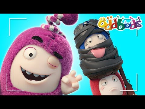 ODDBODS NEW - QUEEN'S GUARD | Funny Cartoons For Children | The Oddbods Show