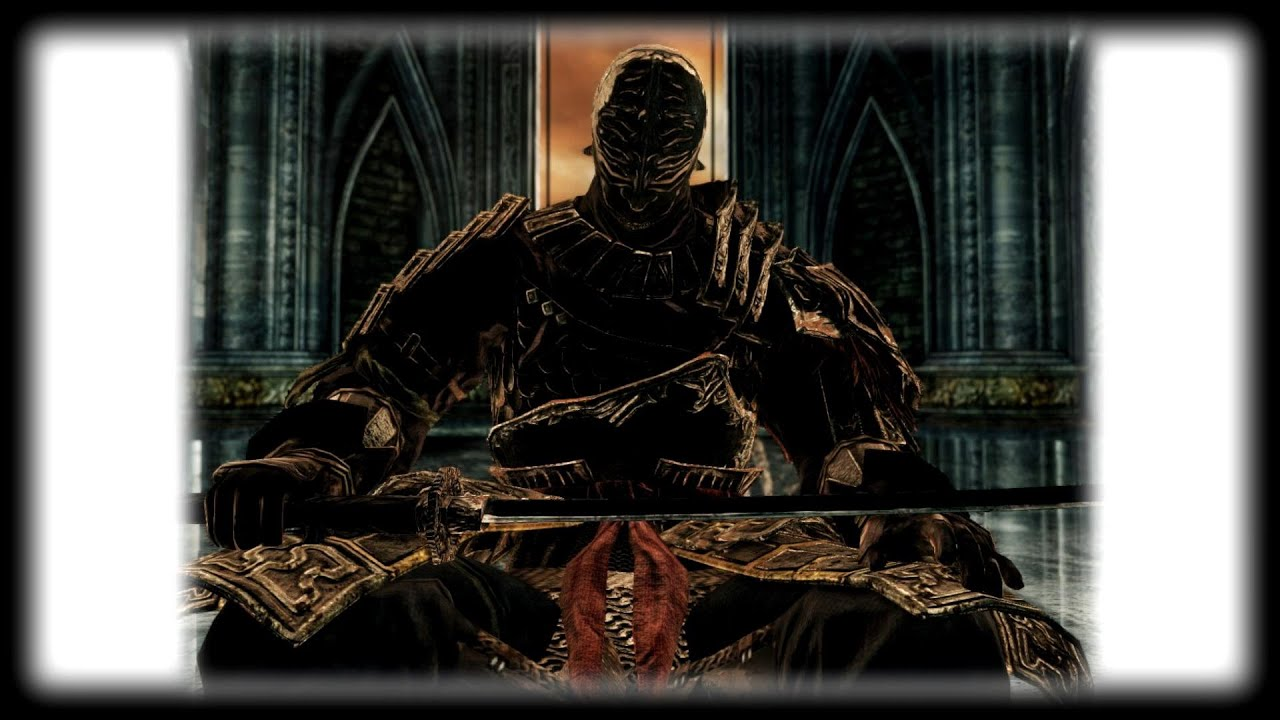 Dark Souls 2 Sir Alonne Wallpaper Dark Souls 2 Pvp Trailer Sir