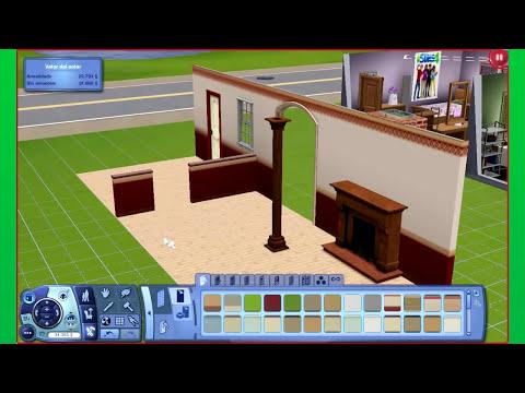 Tutorial - Creación de planos personalizados para Los Sims 3 (nivel avanzado)