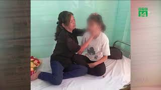 2 nữ sinh Quảng Bình bị bạn đánh, quay clip suốt 1 tiếng  | VTC14