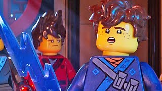 Lego Ninjago Movie - Bloopers & Outtakes (2017)