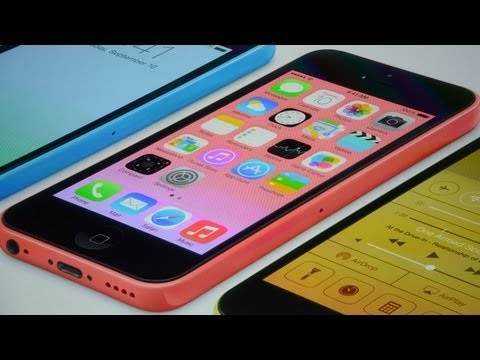 Official Apple iPhone 5C - Features, Specs & Price