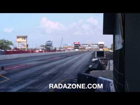 Porsche 911 vs STR Salinas Speedway PR 2015