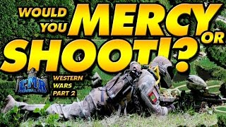 Would you MERCY or SHOOT HIM!?!?!!