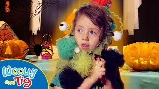 Woolly and Tig - #Halloween Special | Spooky Stories | TV Show for Kids | Toy Spider