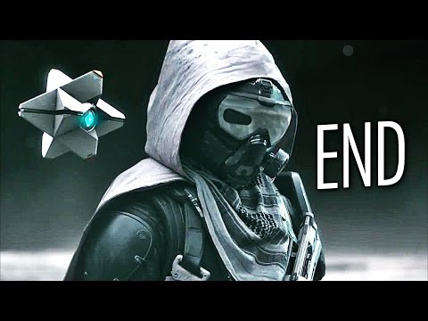Destiny Ending / Final Boss - Gameplay Walkthrough Part 21 - Final Mission (PS4)