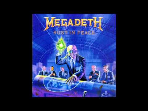 Megadeth - Take No Prisonners