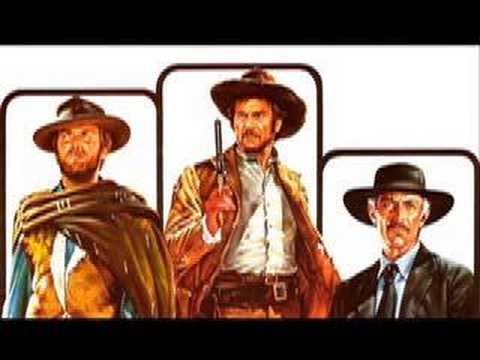 ENNIO MORRICONE -&quot;Il Triello (The Trio)&quot; (1966)