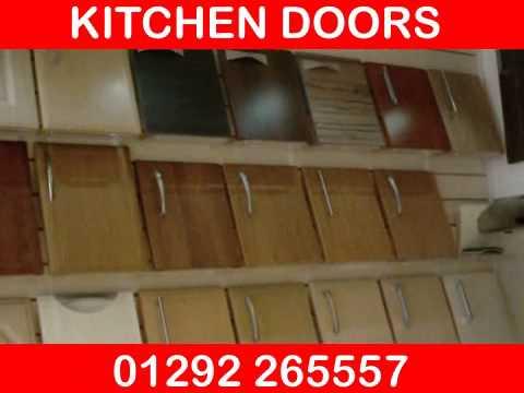 How To Make Kitchen Doors Cabinet Doors YouTube