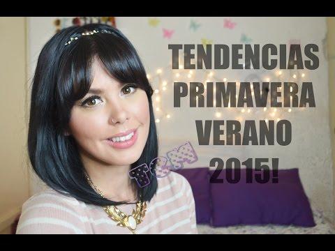 Tendencias Primavera/Verano 2015 (Colores-Texturas-Estampados)Mon♥