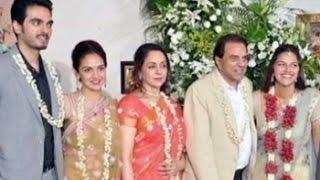 Hema Malini, Dharmendra are glamourous grandparents-to-be