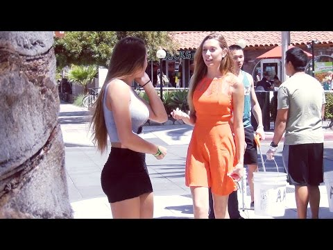 I Slept With Your Boyfriend Prank video
