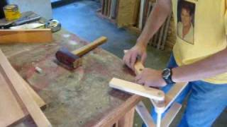Make a step stool with free Craigslist wood!