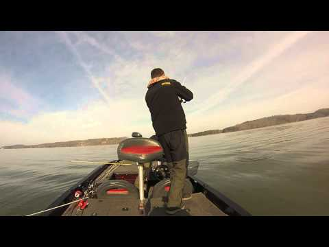 Bass Fshing Lake Guntersville March 2014