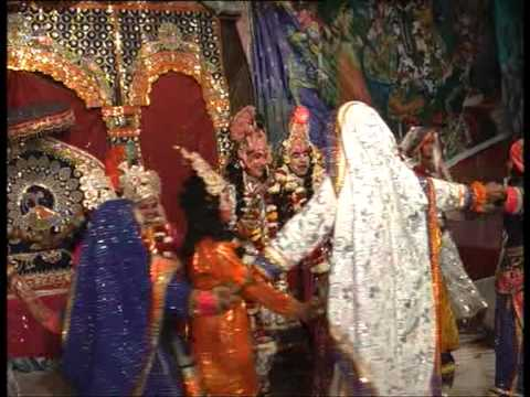 Vir- Krishna Lila In Mathura-maharas video