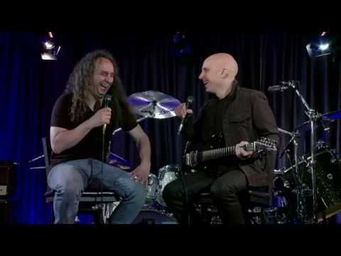 Joe Satriani Interview On Front And Center video