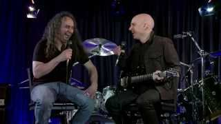 Joe Satriani Interview on Front and Center