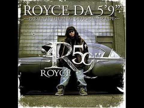 Royce Da 59 - 52 Bars
