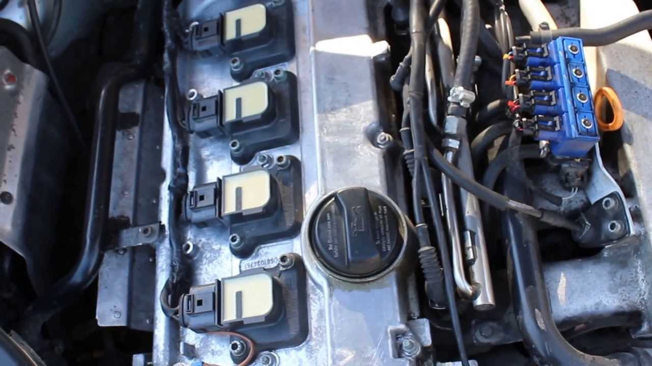 Audi A4 Aeb Wiring Diagram : Audi t aeb after icm delete and coil conversion youtube