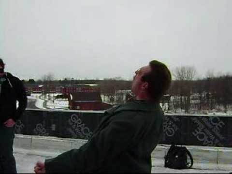 Finger Lakes Community College: Yawping from the rooftop