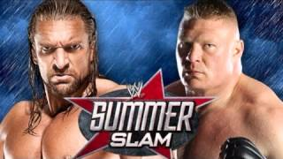 WWE Summerslam 2012 Full Match Card V1