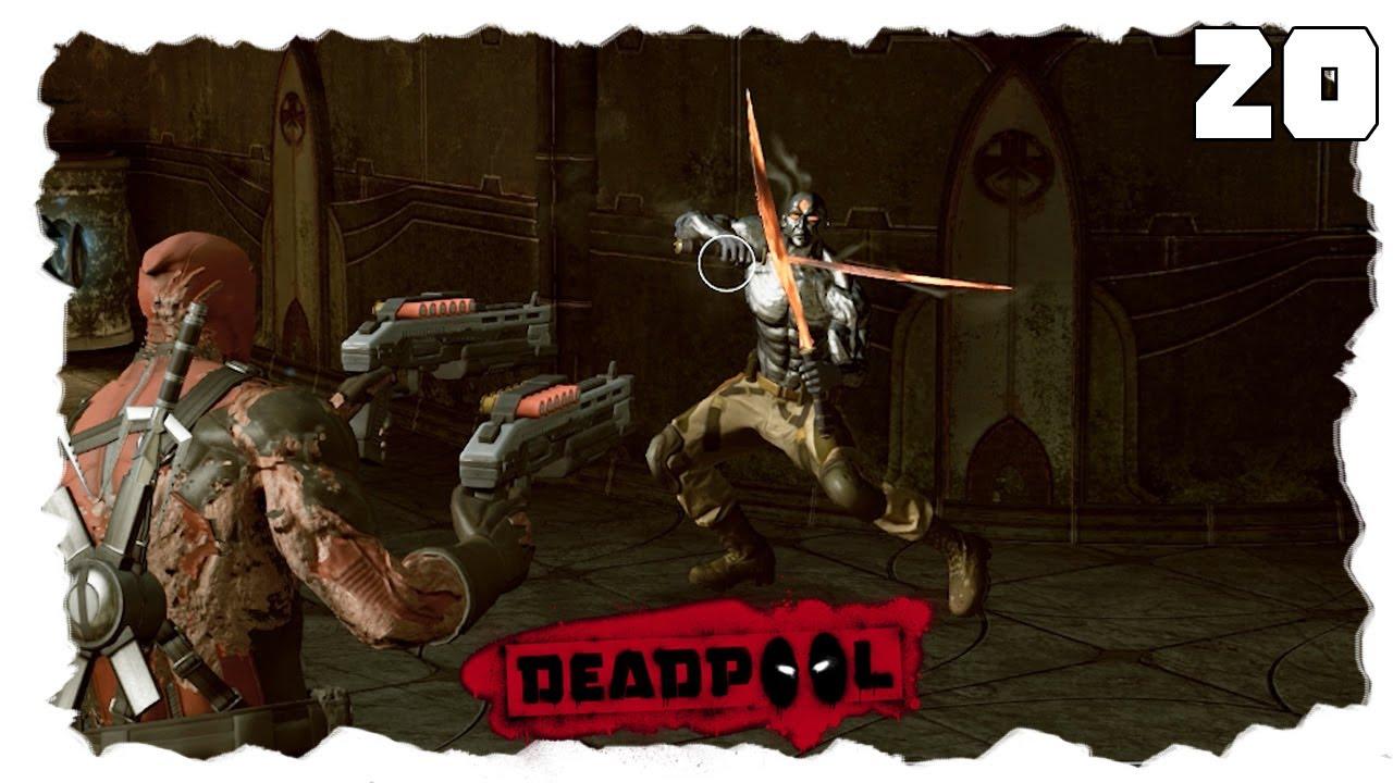 deadpool das spiel