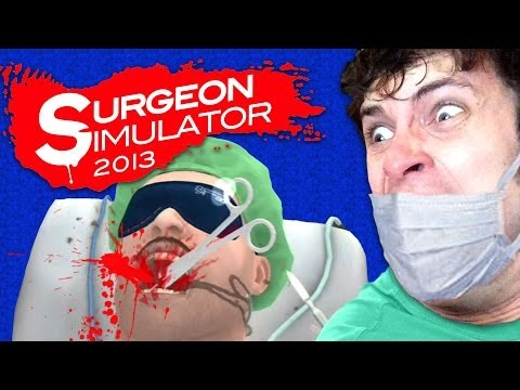 TEETH TRANSPLANT - Surgeon Simulator iPAD Edition!