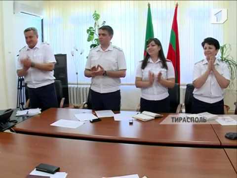 В ГТК отметили сотрудников, успешно завершивших этом году обучение в Российской таможенной академии
