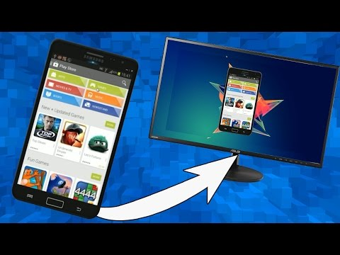 ►[Tutorial]◄ How to Mirror/Record Your Android Screen To PC Screen Live (NO ROOT)