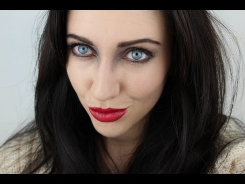 Sexy Vampire Makeup Tutorial, Halloween Fancy Dress!!