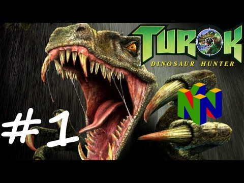 Let´s play Turok - Dinosaur Hunter - Part 1 - Training