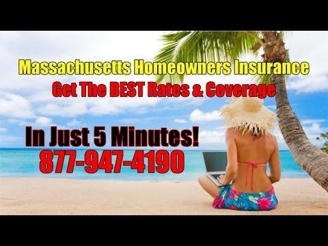 Massachusetts Homeowners Insurance- 3 Easy Steps to Get The Best Homeowners Insurance Massachusetts