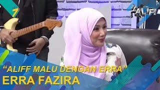Ketemu Tetamu   Alif malu dengan Erra Fazira!   It's Alif!
