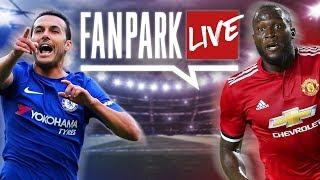 Chelsea 0-2 Manchester United - FanPark Live
