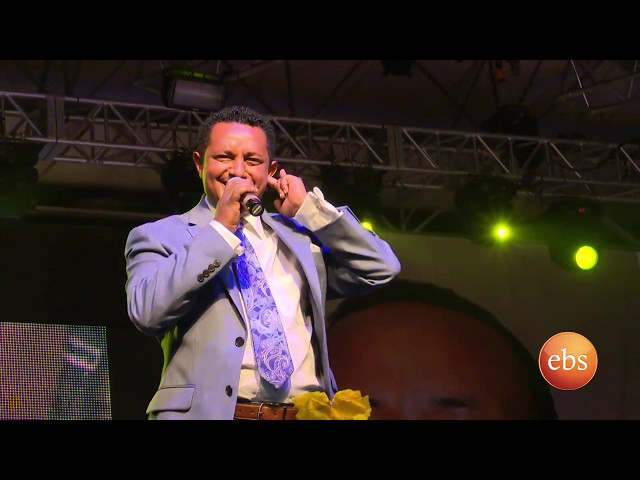 Teddy Afro At Millennium Hall